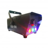 SPECTRUM LIGHTING GHOST400 | Maquina de Humo con Luces Led